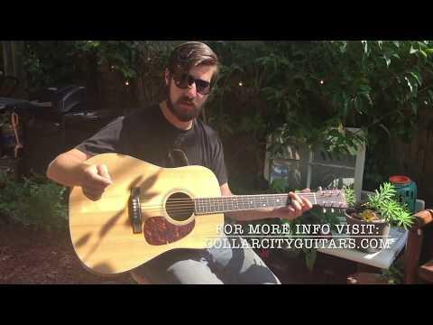 Martin D-16RGT w/ Mike Jenkins at Collar City Guitars