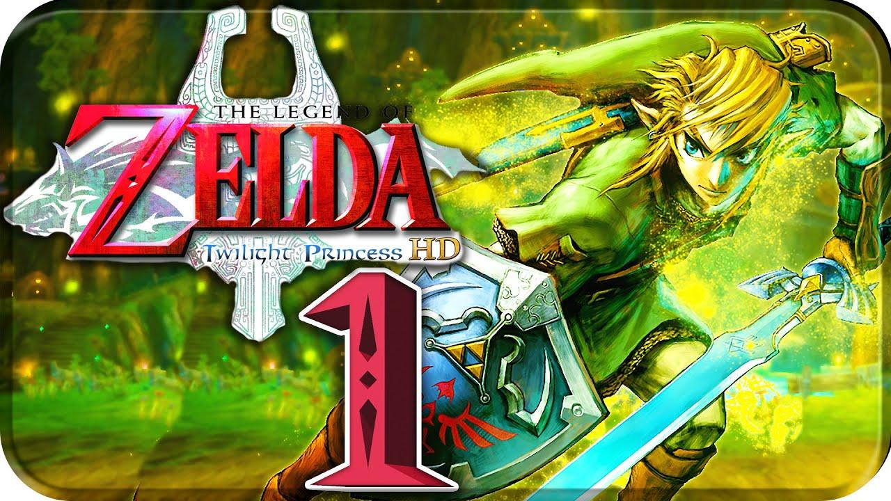 The Legend Of Zelda Twilight Princess Hd Part 1 Die Twilight Ara