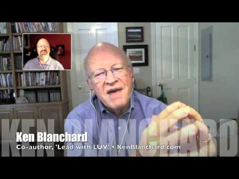 Ken Blanchard: Southwest Airlines Leads with LUV! INTERVIEW 2/2
