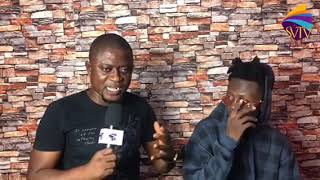 WATCH: My Beef With Medikal Has Brought Me Great Interest Than I Thought - Strongman Confesses