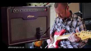 Albion Amps UK: GS30C 2x12 6 Voice Combo - demo