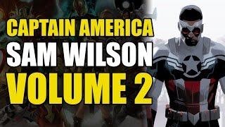 Captain America vs Captain America (ANAD Captain America Sam Wilson Vol 2: Civil War II)