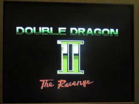 NINTENDO NES DOUBLE DRAGON 2 GAME REVIEW BOOTLEG HARDWARE