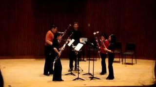 Oh Darling! - UBC Bassoon Quartet + Percussion