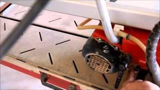 Видеообзор электроплиткореза FUBAG MASTERLINE 6 STAR 660