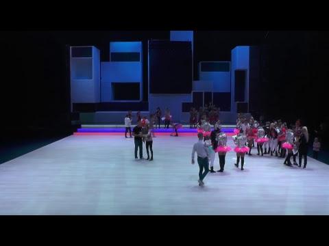 Всероссийские соревнования по акробатическому рок-н-роллу Rock'n'Roll & Co 05.11.17г. часть 2
