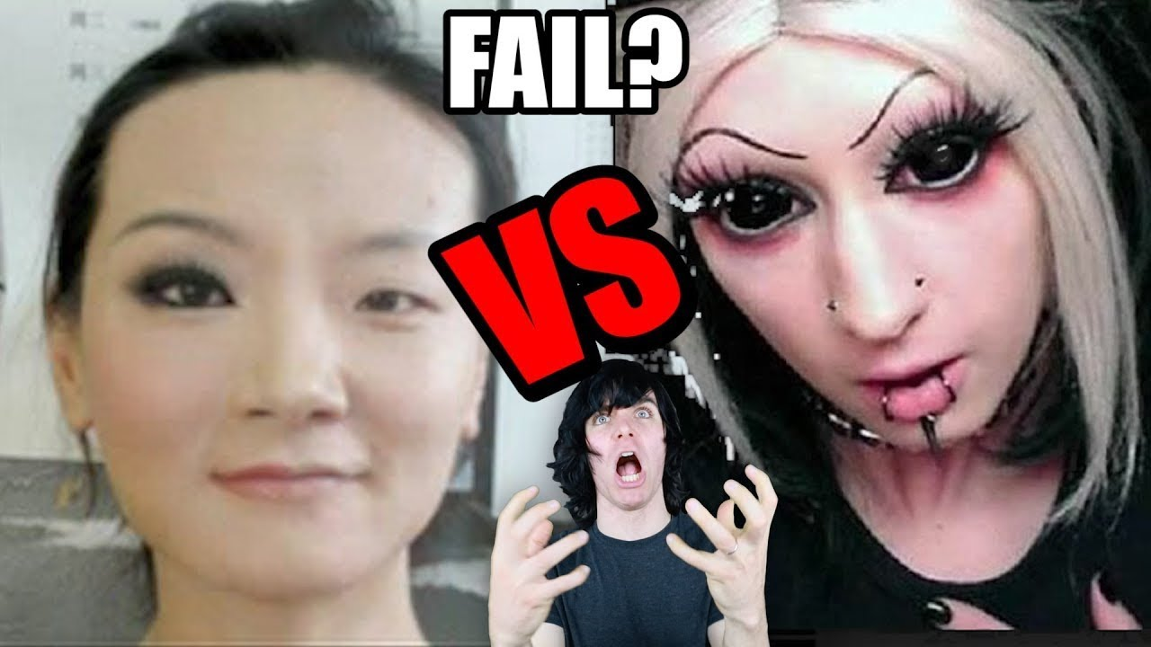 MAKEUP FAIL - YouTube