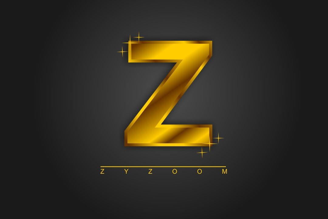 coreldraw zlogo style gold youtube