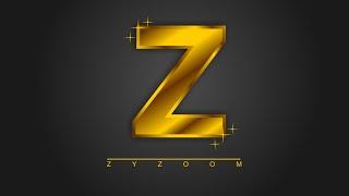 corelDRAW Z-LOGO Style GOLD
