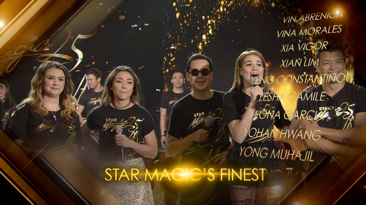 ASAP presents Star Magic 25th Anniversary Party May 21, 2017 Teaser