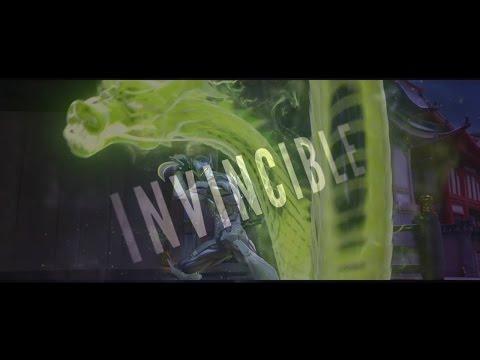 Overwatch AMV - Feel Invincible