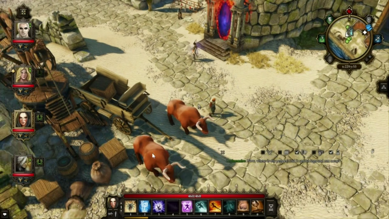 Divinity original sin ee crafting buying selling gear youtube divinity original sin ee crafting buying selling gear the ii forumfinder Choice Image