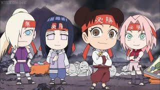 Naruto SD: The Female Warzone