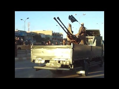 Iraq: Qaeda-linked militants patrol Fallujah amid fighting