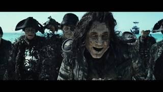 Pirates des Caraïbes : La Vengeance de Salazar   Extrait VF: Fantômes   Disney BE