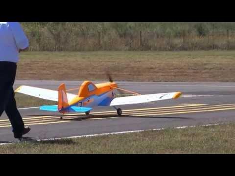 Avión Dusty de Radio Control - Dusty Plane Radio Control
