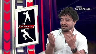 Sports Hour With B.R Mitra  || Action Sports