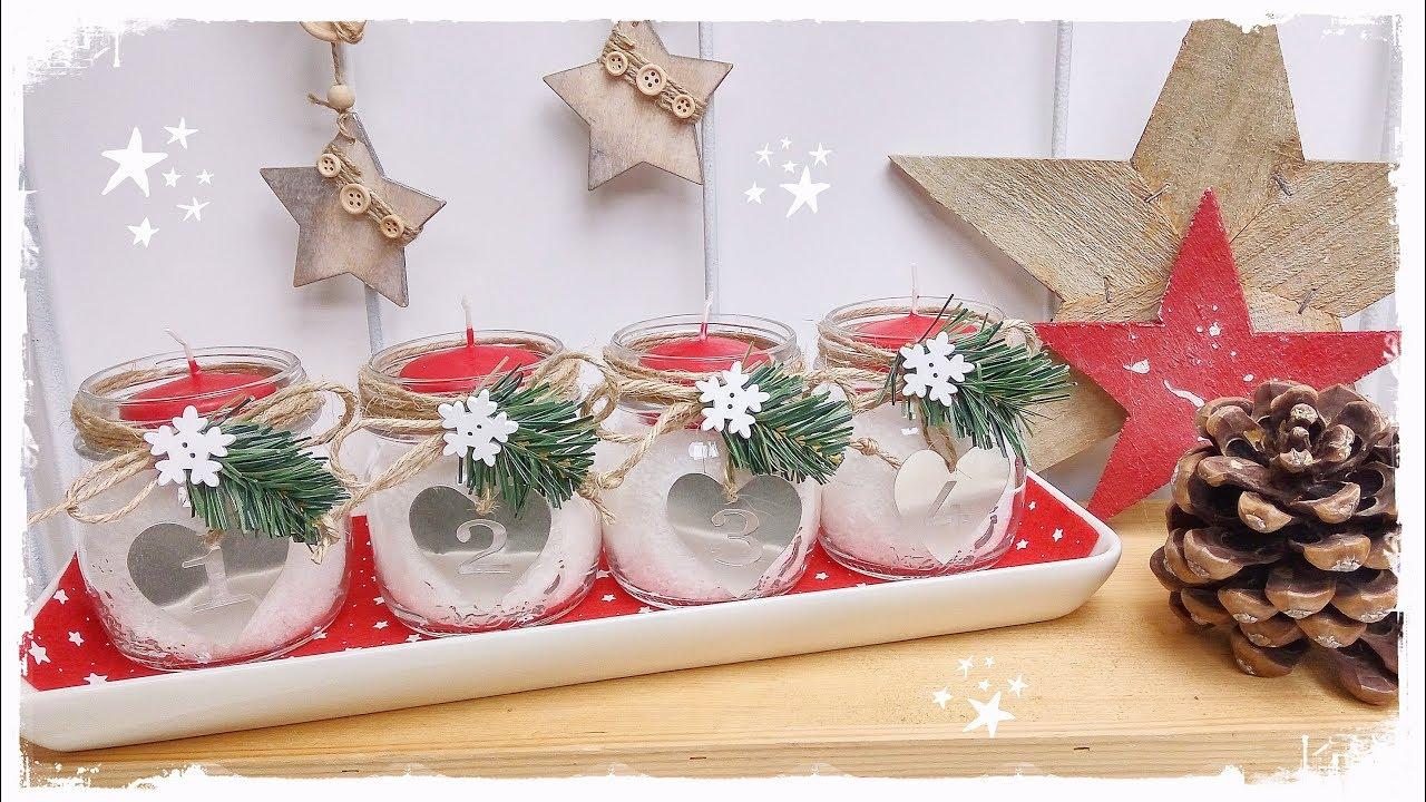 centrotavola natalizio riciclo creativo youtube