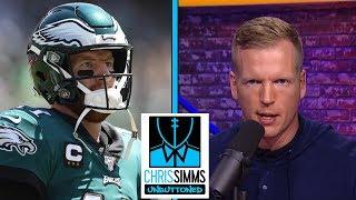 Week 9 Preview: Chicago Bears vs. Philadelphia Eagles | Chris Simms Unbuttoned | NBC Sports