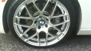 Avant Garde 310 with Continental Extreme Contact DW BMW 335 thumbnail