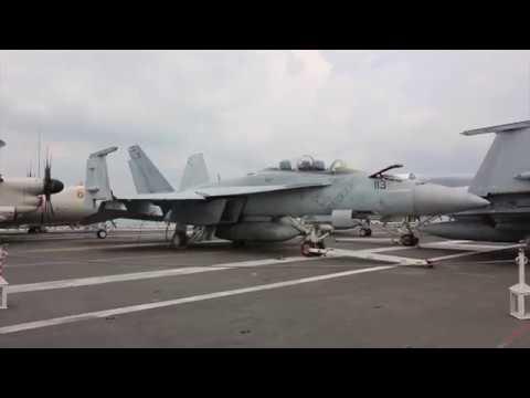 Hong Kong Vlog - USS REAGAN port visit to Hong Kong