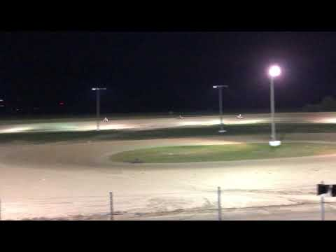 Billy Ross #9 I-96 Speedway 450A Win