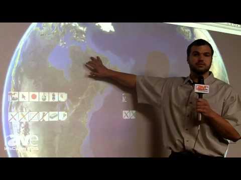 InfoComm 2015: Ultimatte Demonstrates SightDeck Interactive Technology