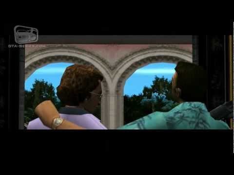 GTA Vice City - Ending / Final Mission - Keep your Friends Close... (HD)