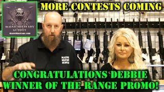 MMS Range Promo Winner