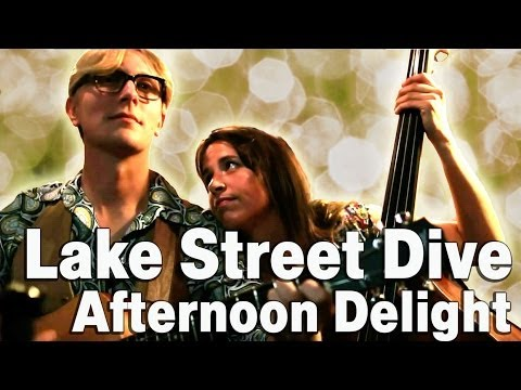 Lake Street Dive - Afternoon Delight - Happy Halloween