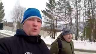 Автостопом на сноукайтинг. Часть 2