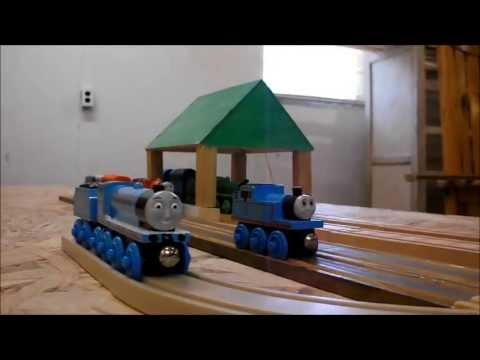 thomas and gordon wooden remake 1