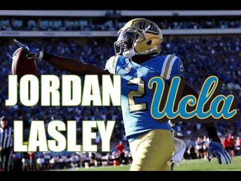 Jordan Lasley || Explosive Receiver || UCLA 2017 Highlights