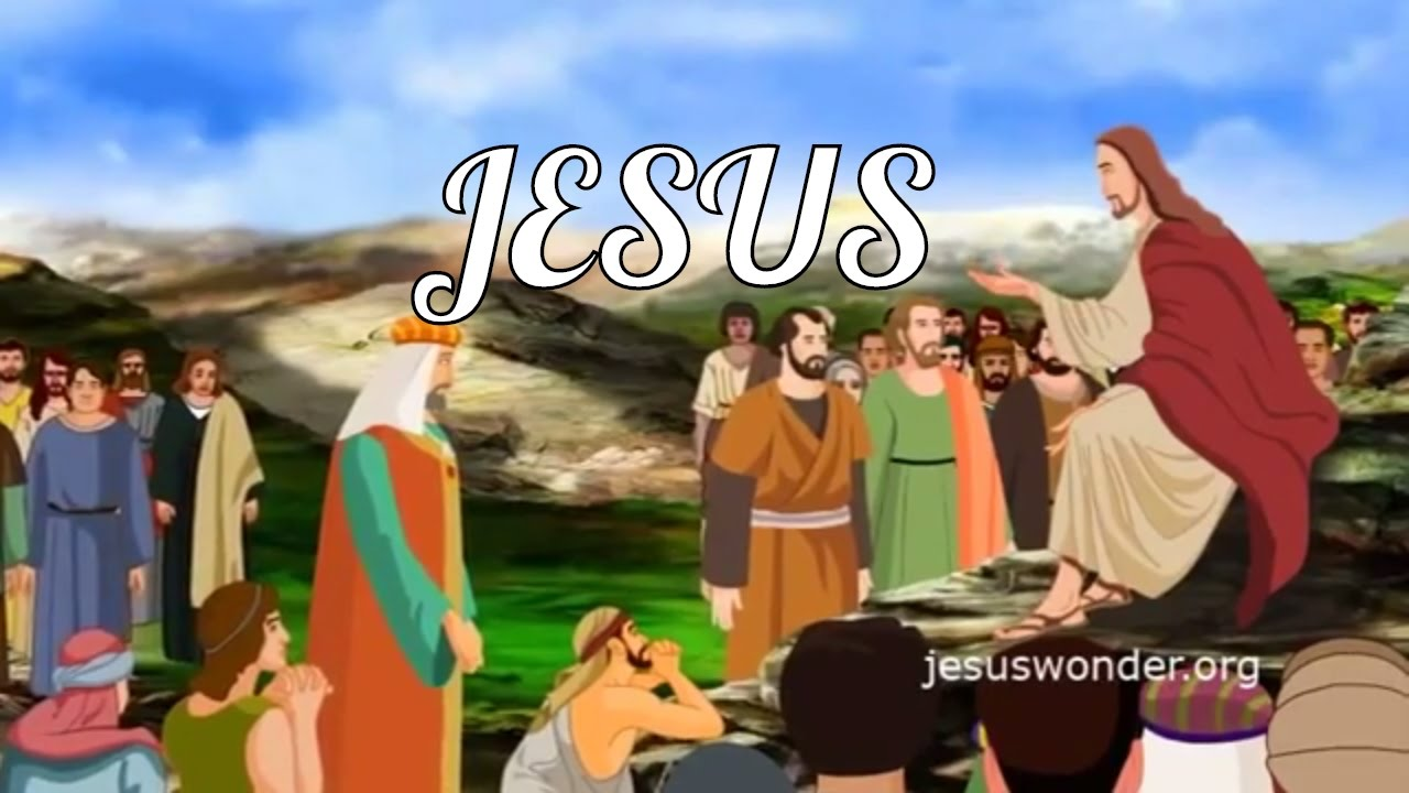 bible stories for kids jesus parable of the good samaritan