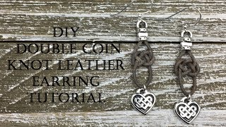 DIY - How to Make a Modified Double Coin Knot