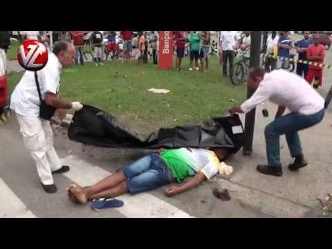 Homicídio no bairro Dom Bosco em Volta Redonda