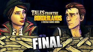 Tales From The Borderlands Game ~ ENDING ~ Episode 1 FINAL PART Gameplay 60 FPS