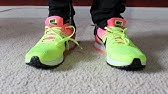 grieta Mm Escarchado  NIKE ZOOM FLYKNIT STREAK REVIEW - YouTube