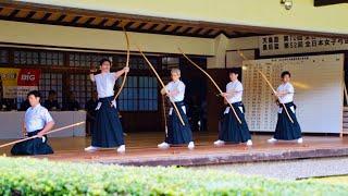 天皇盃 2019 All Japan Kyudo Championship 2019年 全日本弓道選手権大会 決勝進出者(4組・2立目)