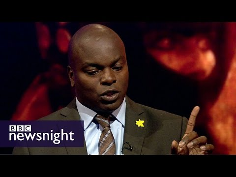 Shaun Bailey defends Troubled Families programme - BBC Newsnight