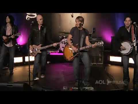 Keith Urban 'Sweet Thing' AOL Sessions