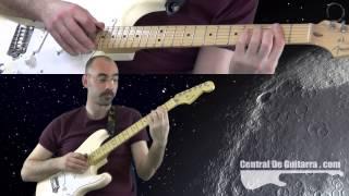 Como toca Diamonds on the Inside Ben Harper en la Guitarra Acordes y Solo