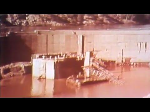 Kariba Hydroelectric Plant - Zambia, Zimbabwe (1960)