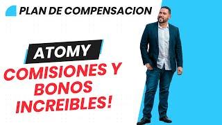 Plan de compensación de ATOMY con DM Alfonso Macias