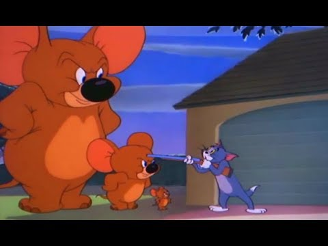 Tom and Jerry - Episode 74, Jerry and Jumbo 1951 - [ T&J Movie ] thumbnail