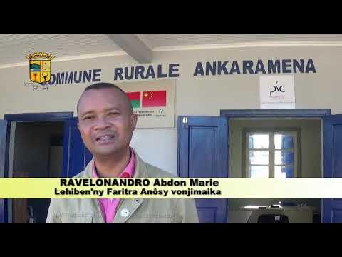 INFO FARADY:FANENTANANA NY VAHOAKA ANKARAMENA @ HAMETRAHANA PUCE OMBY