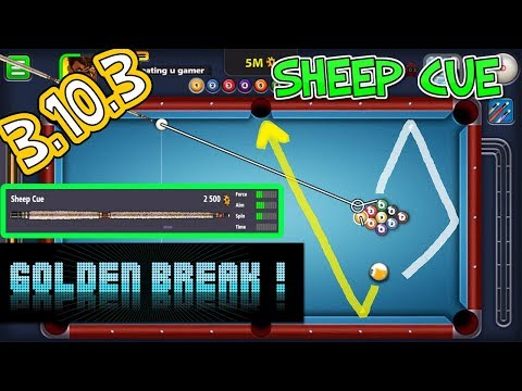 GOLDEN BREAK Latest Version Working 100% - World's Best Shot | 8 Ball Pool