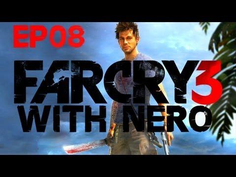 Far Cry 3 Walkthrough! - Part 08 - Port Island Hotel + Staying Busy