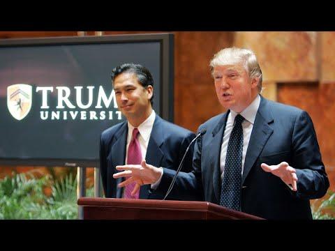 Judge finalizes Trump University settlement