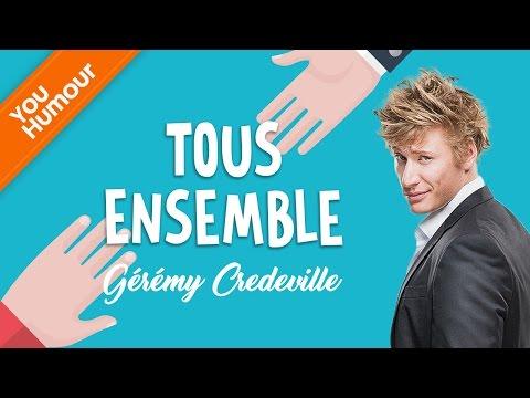 GEREMY CREDEVILLE - Tous ensemble sur TF1